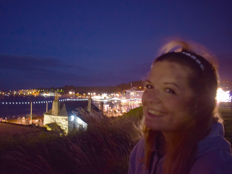 Swanage Camping Trip