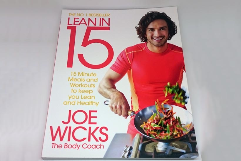 why you're not lean following lean in 15 book 1 the body coach