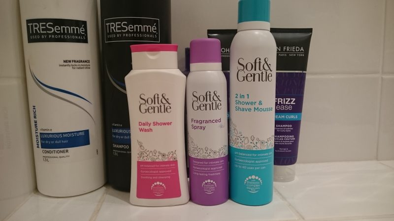 Soft and gentle feminine care review